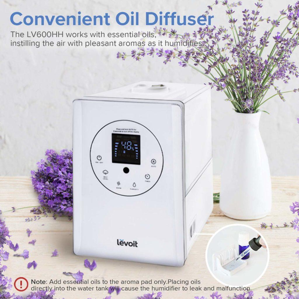 Convenient Oil Diffuser