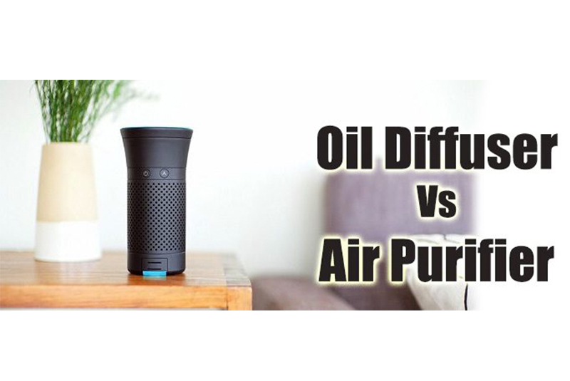 Should I Use Oil Diffuser and Air Purifier Together In A Same Room?