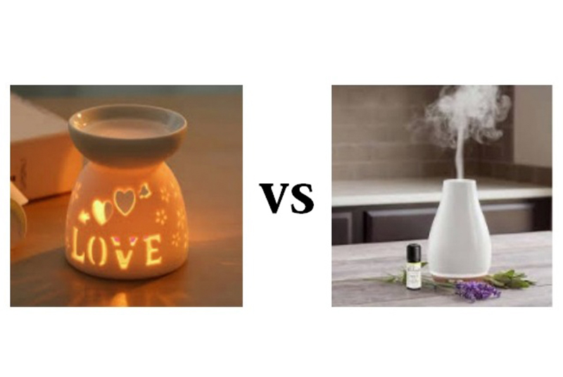 Essential Oil Burner vs. Diffuser: Which Is Better And Why?
